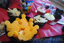Children party Ideas / by Rebecca Grace