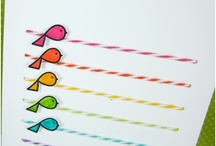 Rainbow cards / by Gayatri Murali