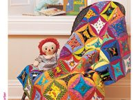 Kids Quilts / Quilts for small child, tweens, teens and college age. / by Fons & Porter's Love of Quilting
