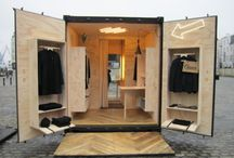 Kiosks & Pop up store / by Fabio Seabra