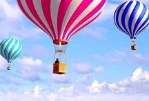 Hot Air Balloon / by Corrina