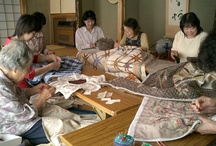 Japanese Quilting / by Shibori Dragon