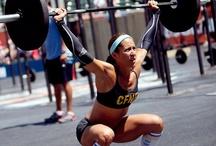 CrossFit/Motivation / by Shelby Walkinshaw