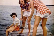 Retro Photo Shoot / Let's do a Retro Beach Girls photo shoot in Bear Lake!!! / by Hannah Hervey