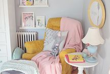 Baby Girl Nursery Design And Ideas / by Nicole Stubbs