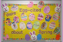 Bulletin Board Ideas for Awana / by Melody Woodard