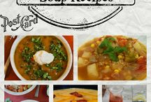 Soup / Soups, stews, and slurries / by Elise @frugalfarmwife.com