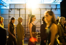 Behind the Scenes: Spring 2013 / by Derek Lam