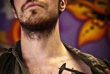 Tattoos.  / by Not Amanda Bynes