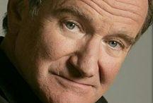 Robin Williams 1951- 2014. Vaya con Dios. / by Susan Cornecelli Smith