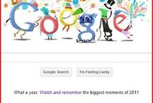 Google Doodles / by Lisa McDonald