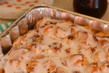 A Spotlight - Cinnamon Rolls/Pastries / by Cooking with K (Kay Little)