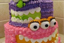 Cakes / by Alison Haan