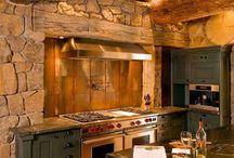 ۩ Rustic Kitchen  / by Dragan Tapshanov