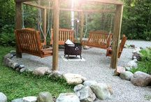 Outdoor spaces / by Taffi Teal