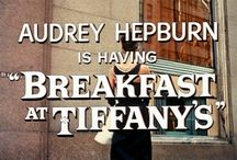 Audrey Hepburn / by Kelsey McCune