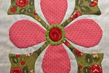 Mrs. Lincoln's sampler applique / by jbm quilts