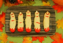 Halloween Creepy Witches Fingers / by Scarlett