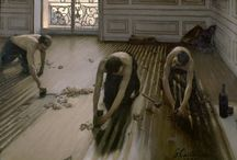 Gustave Caillebotte / by chrisbalton.com