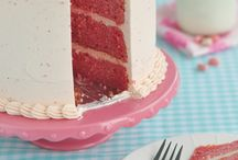 Cake - Layers and Layers and cake stands / by Chantal Grech