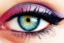 eye makeup / by Catherine Howard