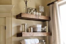Home: Bathroom / by Stacey Leigh