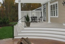 outdoor spaces / by Sherry LaRosa