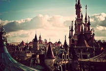 Wonderful World of Disney / by Natalie E