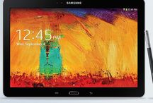 Samsung Galaxy Tablet / by Padlette