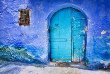 Doorways / by Sarah Lam