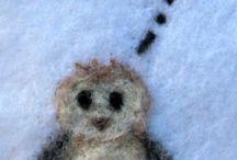 owls / by Decima Bonnett