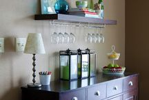 Home - kitchen/dining  / by Alana
