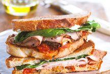Sandwiches / by Netty Dyck