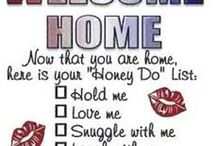 Welcome Home / by Army Wife Network, LLC