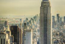 Oh New York / by Diana Berezhkova
