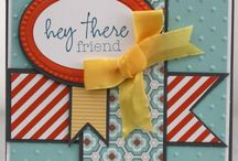 Card ideas / by Megan Rennerfeldt