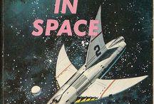 Literature: Sci-Fi/Horror/Fantasy (Pulps,Magazines,Comics,etc.) / by J. S. Johnson