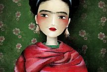 Frida / by Fernanda Heredia