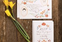 Wedding Invitations / by Wedding Guide Asia (WGA)