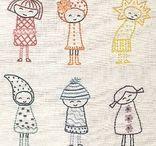 embroidery stichery patterns / by shamrocknanna