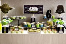 Star Wars Super Party / by Finnegan and The Hughes