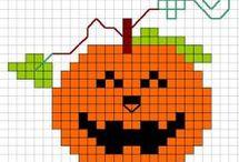 Cross Stitch Halloween / by Donna Parris
