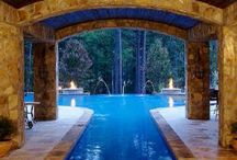 Awesome pools / by Linda Hamm