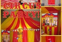 Circus Party / by Tara Skinner