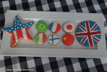 Olympic Cookies / Are you hosting a party for the opening ceremony of the London 2012 Olympic Games? Check out these tasty cookies that are worthy of a gold medal. / by Silpat