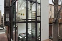 Architecture / by Danielein Amicistein