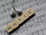 Music / by Laurence COMET