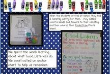 2nd grade ideas / by Kim Kicklighter