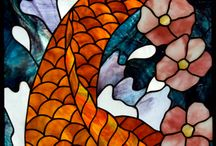 Stained Glass / by Laura Oliver
