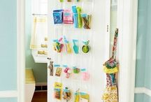 Organization/Storage / by PAT LOCKEN
